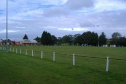 Shrievnham Football Club Pitch