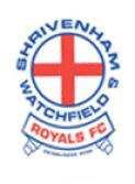 Shrivenham and Watchfield Royals Logo