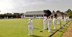 Shrivenham Bowls Club Outdoor Match