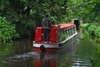 Canal Narrow Boat