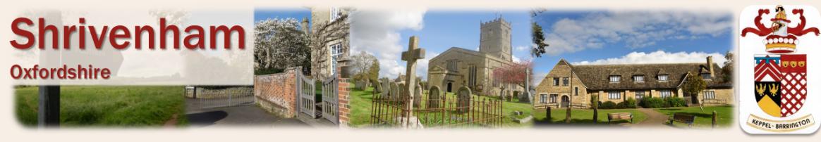 Shrivenham Oxfordshire Parish Council Website